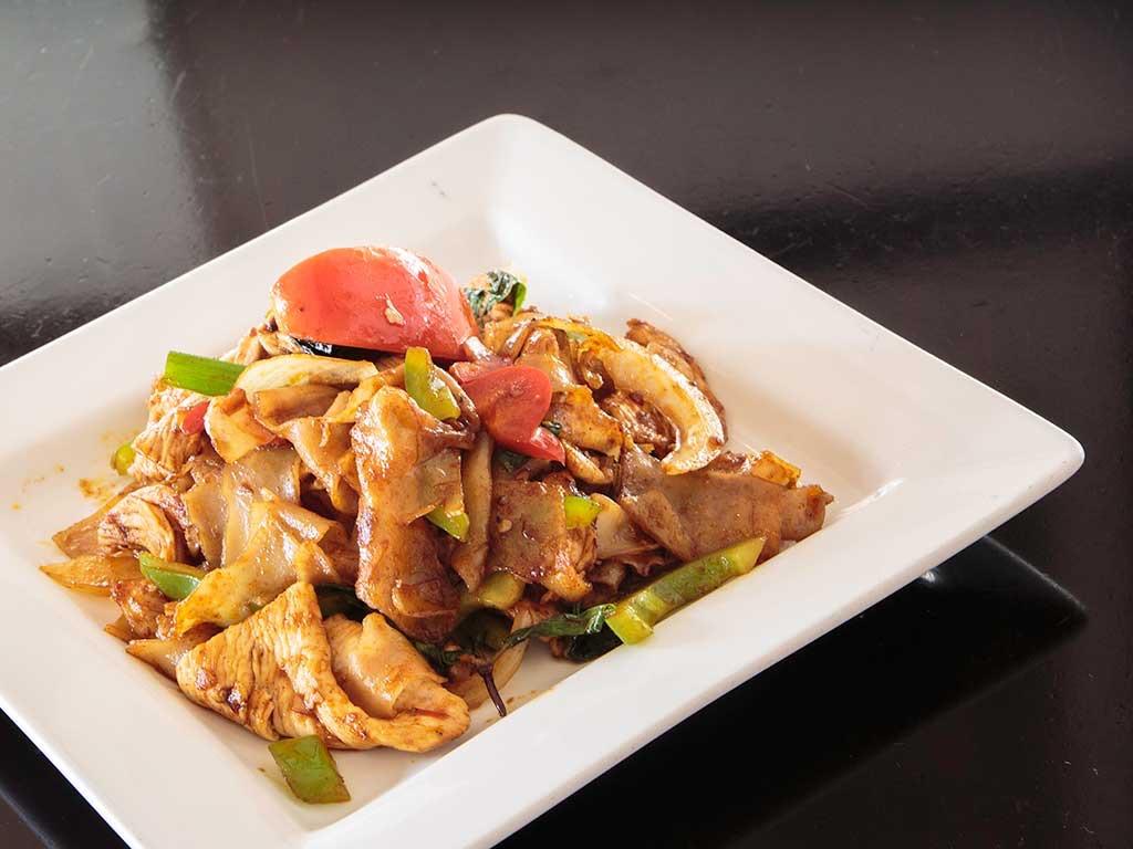 Hour Thai Food Portland